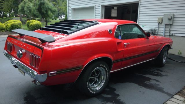 69 mach1 mustang 390 fe for sale ford mustang mach1 1969 for sale in sparta new jersey. Black Bedroom Furniture Sets. Home Design Ideas