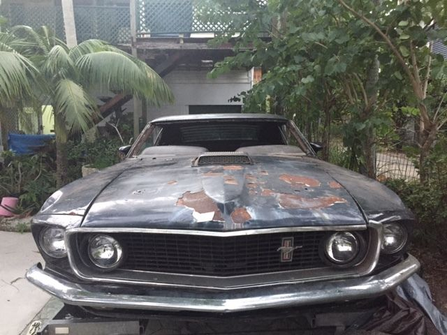 69 mustang 428 ram air cobrajet r code manual fastback 1969 barn find project for sale ford. Black Bedroom Furniture Sets. Home Design Ideas