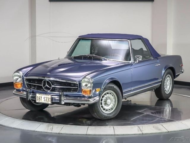 71 2 door roadster used convertible for sale mercedes for Used convertible mercedes benz for sale