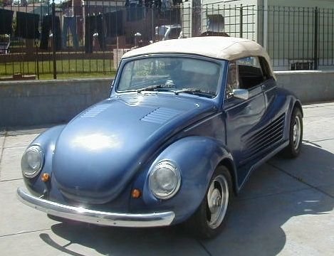 71 custom vw super beetle convertible for sale - Volkswagen Beetle - Classic 1971 for sale in ...