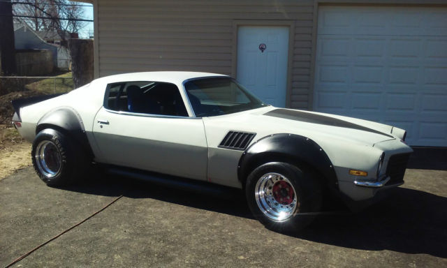 72 camaro track day car street legal race car for sale chevrolet camaro 1972 for sale in new. Black Bedroom Furniture Sets. Home Design Ideas