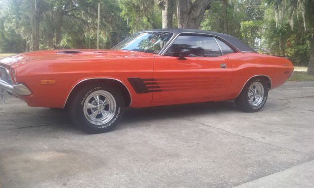 72 Challenger ralley 340 4 speed for sale - Dodge ...