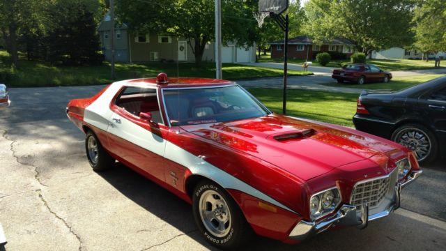 72 gran torino for sale ford torino 1972 for sale in. Black Bedroom Furniture Sets. Home Design Ideas