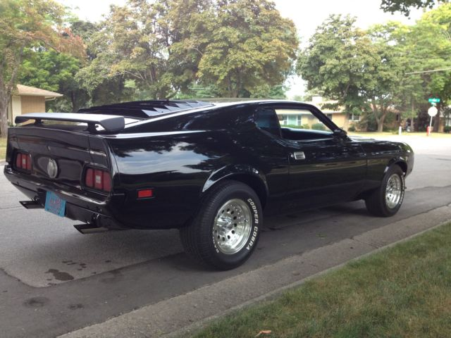 72 Mustang Mach I For Sale Ford Mustang Mach 1 1972 For