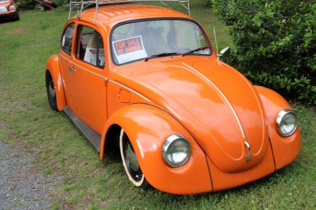 vw beetle  sale volkswagen beetle classic   sale  troy north carolina