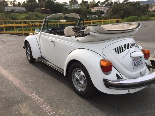 77 vw super beetle convertible for sale volkswagen beetle classic 1977 for sale in malibu. Black Bedroom Furniture Sets. Home Design Ideas