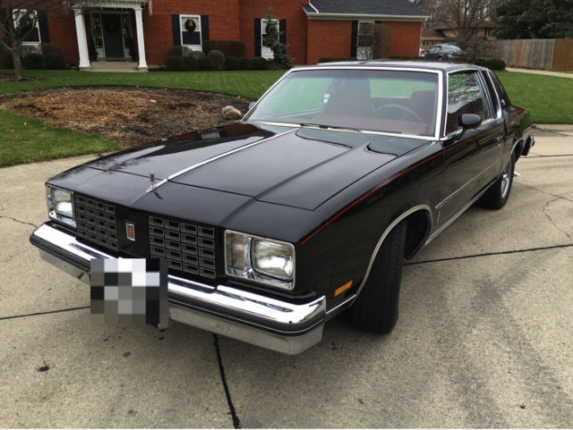 Cars For Sale Dayton Ohio >> '79 Olds Cutlass Supreme T-Top