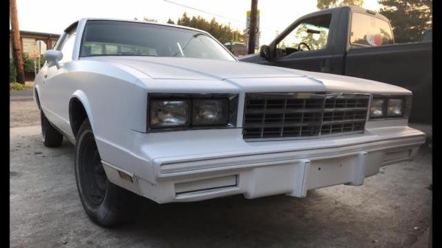 85 Monte Carlo for sale - Chevrolet Monte Carlo 1985 for sale in