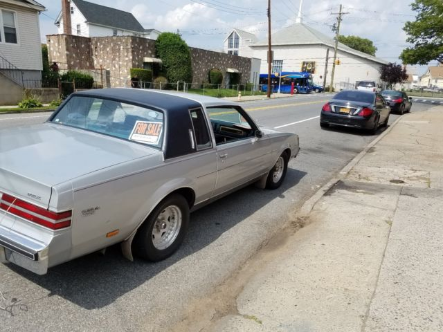 86 buick regal car for sale for sale buick regal limited 1986 for sale in jamaica new york. Black Bedroom Furniture Sets. Home Design Ideas