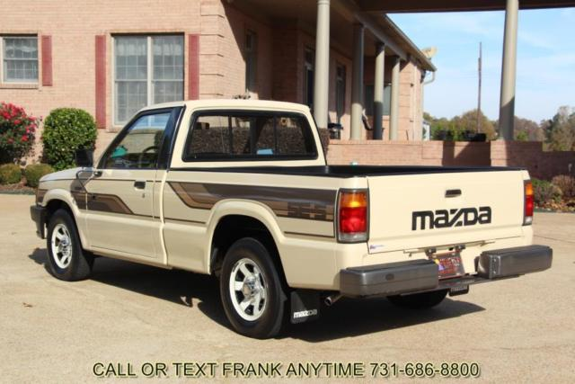 86 Mazda B2000 Se5 1 Owner 81k Miles Show Truck 5 Speed Man 4 Cylinder Shipping For Sale