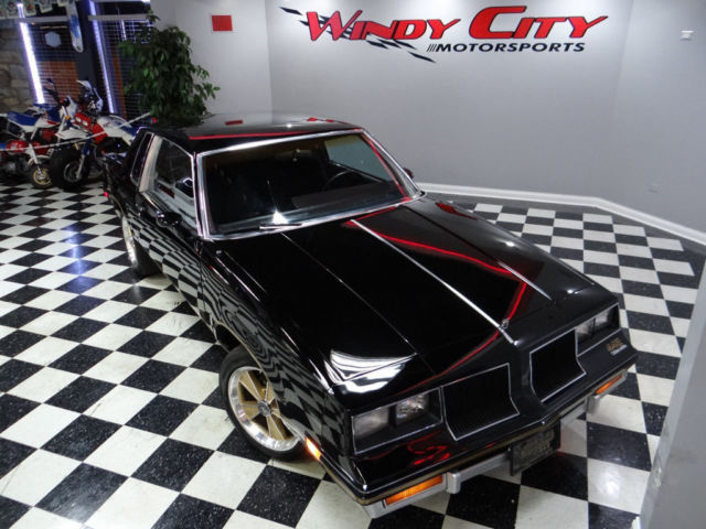 86 oldsmobile cutlass 442 coupe 305 low miles hurst wheels. Black Bedroom Furniture Sets. Home Design Ideas