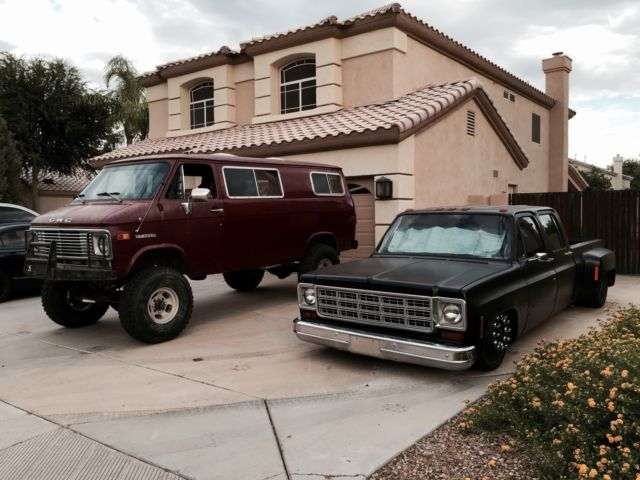 87 bagged crew cab short bed chevy dually for sale chevrolet c k pickup 3500 1987 for sale in. Black Bedroom Furniture Sets. Home Design Ideas