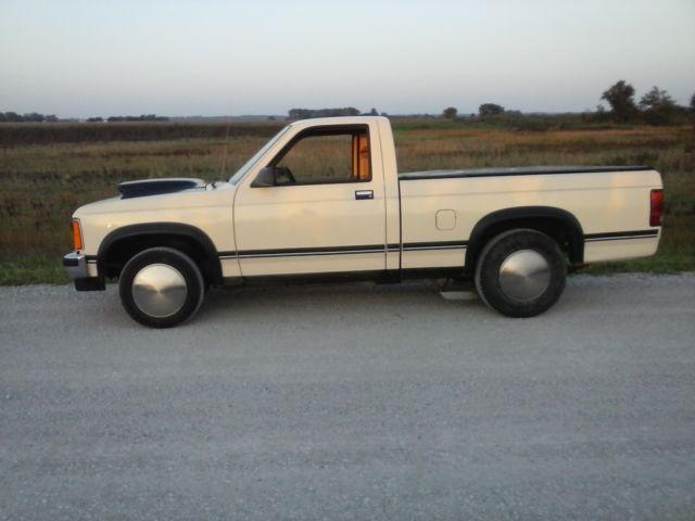 87 Dodge Dakota Pickup Tough Truck Street Strip Sbc Th350