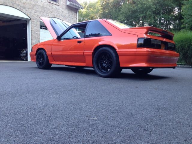 89 Foxbody Mustang For Sale Ford Mustang 1989 For Sale