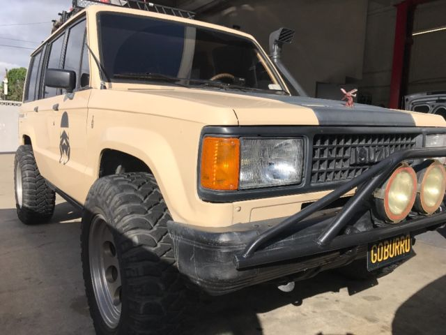 1989 Isuzu Pickup Parts – Wonderful Image Gallery