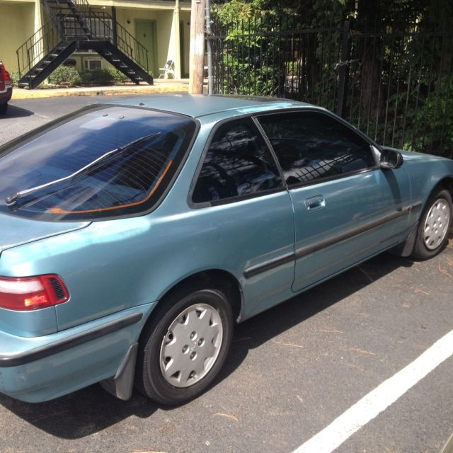 91, Acura, Integra, Used Car, Car, Car In Good Condition