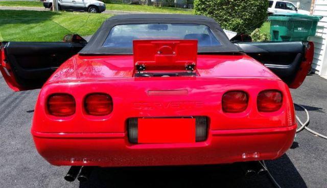 91 Chevy Corvette Convertible For Sale Chevrolet