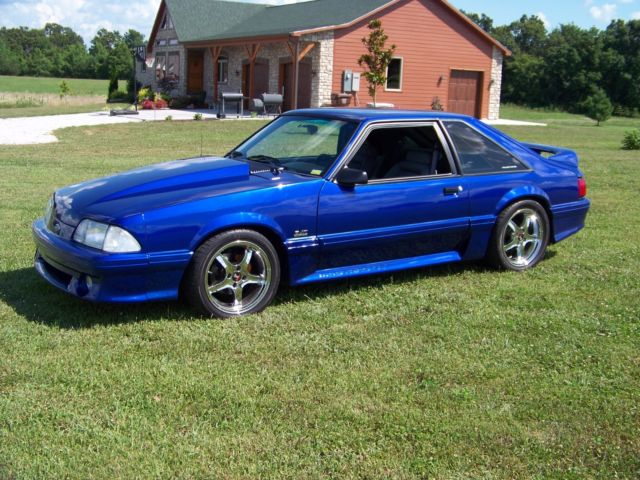 91 Mustang Foxbody Built For Sale Ford Mustang Gt 1991