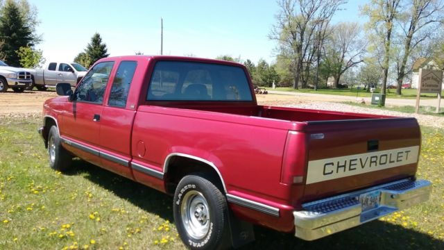 92 chevrolet silverado ext cab for sale chevrolet silverado 1500 1992 for sale in centerville