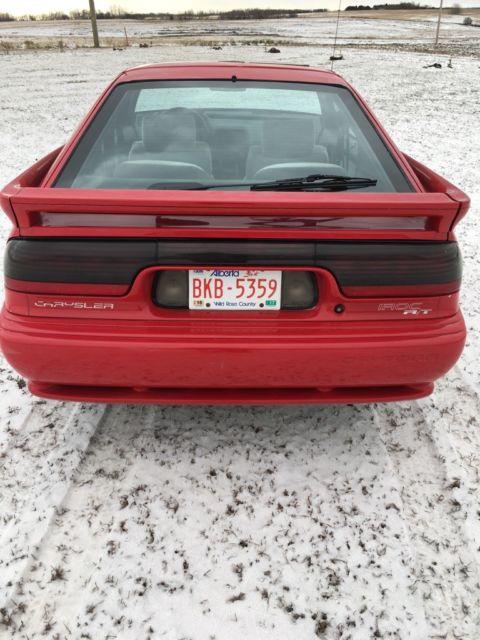 Engine Break In Oil >> 92 Chrysler Daytona IROC RT for sale - Dodge Daytona IROC ...