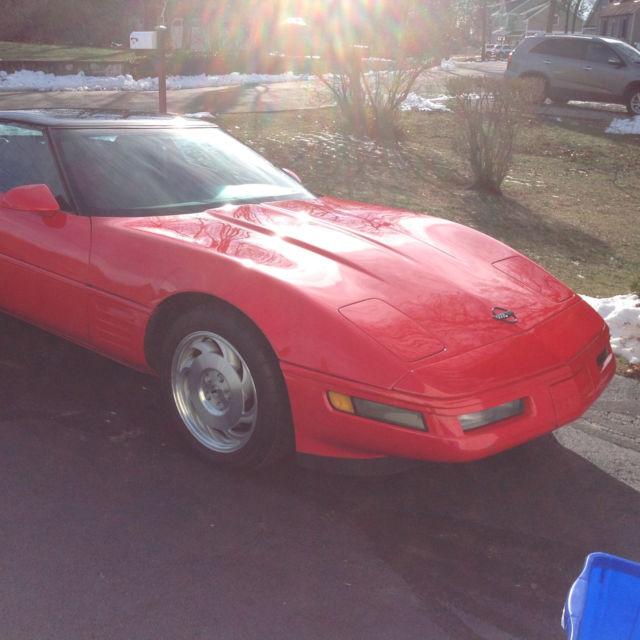 94 Corvette For Sale