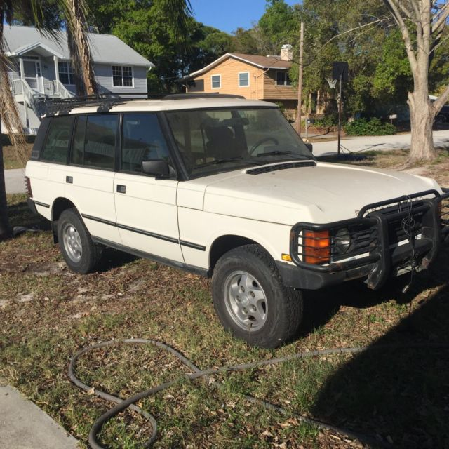 94 Land Rover Range Rover County LWB For Sale