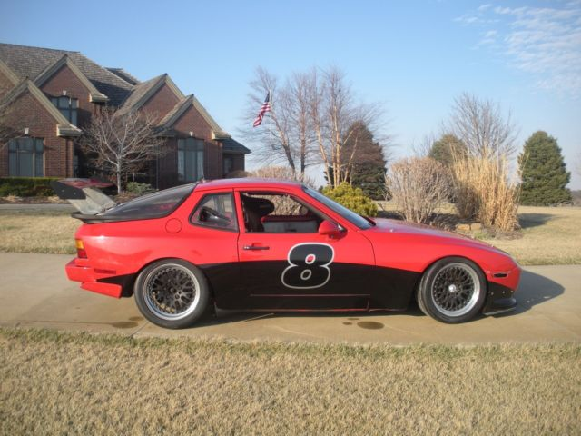 944 porsche turbo track car not street legal for sale porsche 944 1986 for sale in omaha. Black Bedroom Furniture Sets. Home Design Ideas