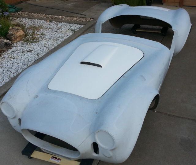 AC Cobra Replica Body, Shelby Cobra Kit Car Fiberglass