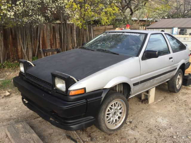 ae86 gts hatch sr20det swap for sale toyota corolla 1985 for sale in provo utah united states. Black Bedroom Furniture Sets. Home Design Ideas