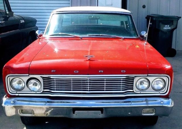 all original 1965 ford fairlane 500 classic untouched great