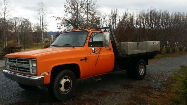 all work flat bed dually truck for sale chevrolet other pickups scottsdale 1987 for sale in. Black Bedroom Furniture Sets. Home Design Ideas