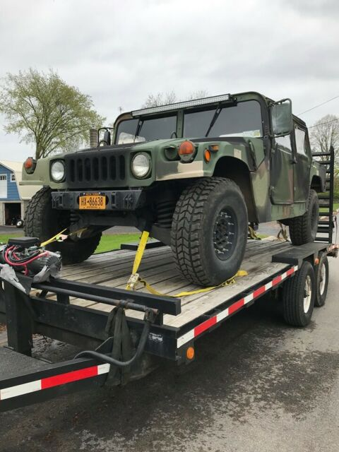 Cheap Cars For Sale In Nj >> AM General M998 Humvee for sale - Hummer H1 1989 for sale in Massena, New York, United States