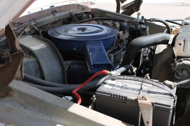 Arizona F 250 Ranner Xlt 390 Engine And Auto Transmission