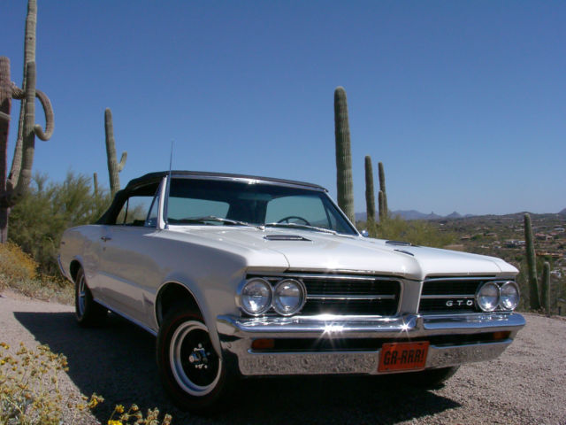 az authentic 64 gto 4 speed tri power convertible for sale pontiac gto gto 1964 for sale in. Black Bedroom Furniture Sets. Home Design Ideas