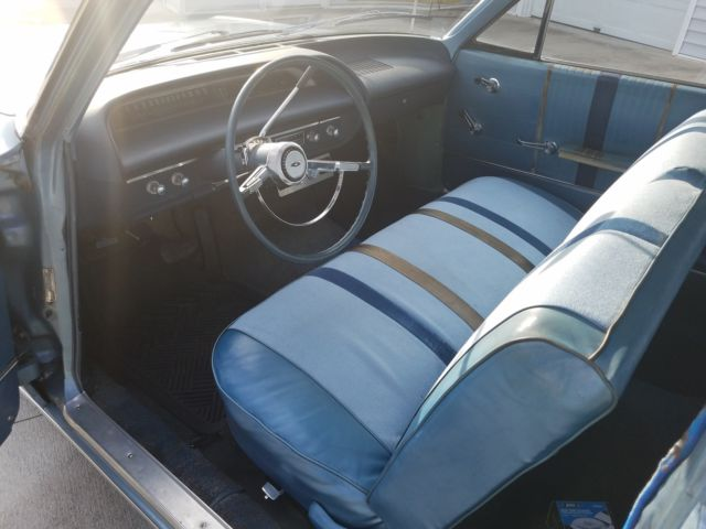 bagged 1964 chevrolet belair 43k miles survivor l k impala hot rod rat custom for sale. Black Bedroom Furniture Sets. Home Design Ideas