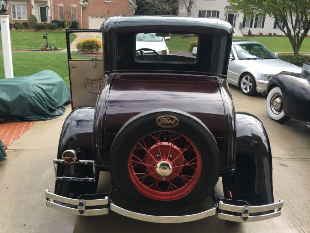 Barn find 1930 model A coupe for sale - Ford Model A 1930 ...