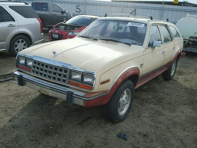 Barn Find 1983 American Motors Eagle 30 Limited For Sale