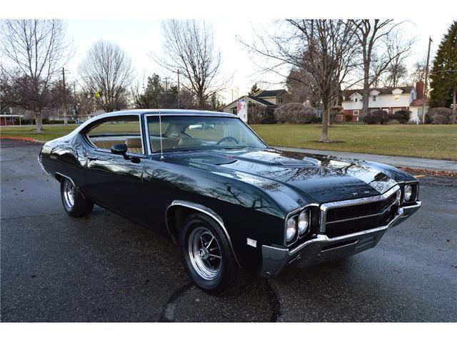 BEAUTIFUL 1969 BUICK GRAND SPORT 350 TWO DOOR HARDTOP NICE