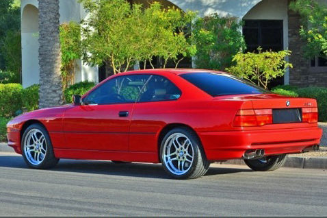 beautiful 1991 bmw 850i for sale bmw 8 series 1991 for sale in nampa idaho united states. Black Bedroom Furniture Sets. Home Design Ideas