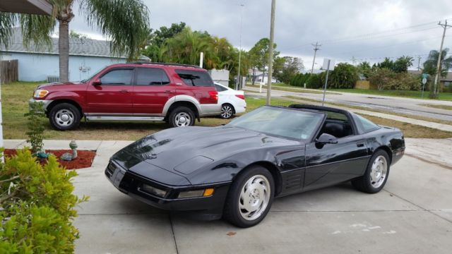 Beautiful 93 Corvette with 6 speed ZF transmission for sale