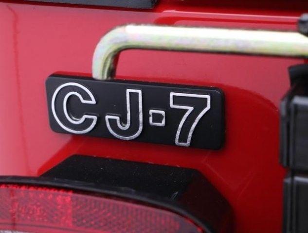 Bid Now Bid High To Win Gt 1986 Jeep Cj7 2543 Miles For Sale Jeep Cj Cj7 1986 For Sale In