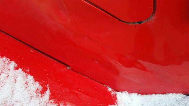 BIG, RED, Horsepower (350LS), Heavy Duty High Steer Kit