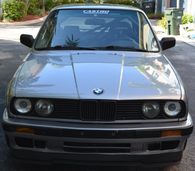 BMW 1989 E30 325IS Street And Track Car For Sale