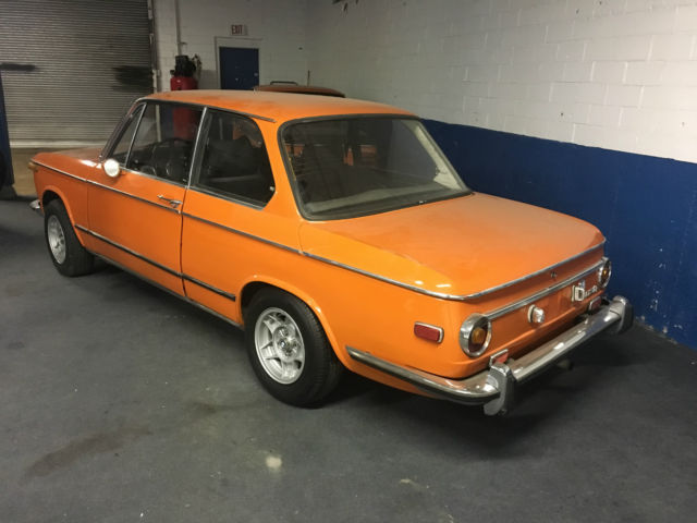 bmw 2002 tii for sale bmw 2002 tii 1973 for sale in kitchener ontario canada. Black Bedroom Furniture Sets. Home Design Ideas