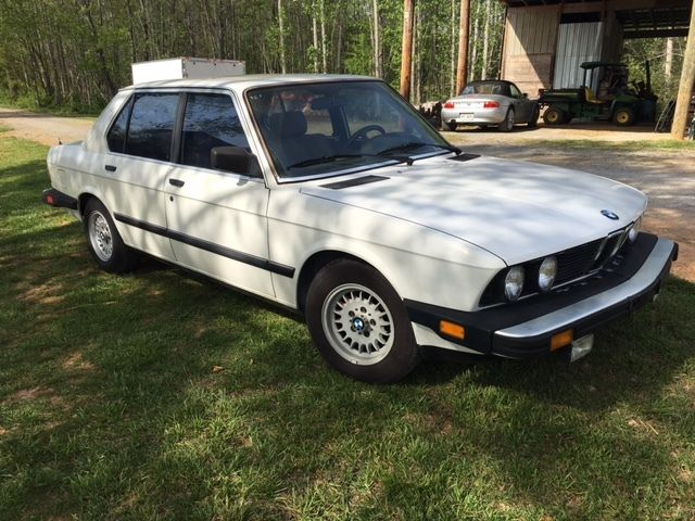 bmw 528e 1988 for sale bmw 5 series 1988 for sale in ranger georgia united states. Black Bedroom Furniture Sets. Home Design Ideas