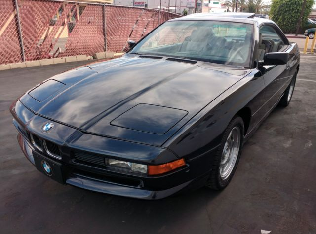 bmw 850i 1991 california car for sale bmw 8 series 1991 for sale in los angeles california. Black Bedroom Furniture Sets. Home Design Ideas