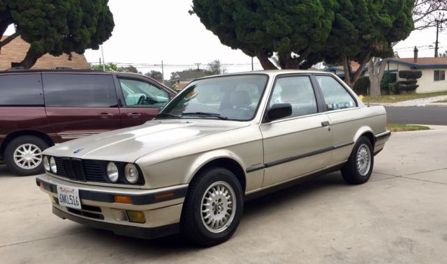 Bmw E30 325i All Stock And Original For Sale Bmw 3 Series E30 1989 For Sale In Oxnard
