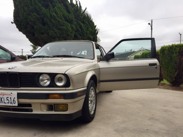bmw e30 325i all stock and original for sale bmw 3 series e30 1989 for sale in oxnard. Black Bedroom Furniture Sets. Home Design Ideas