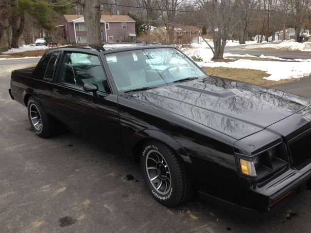 buick grand national clone 1984 1987 for sale buick grand national 1984 for sale in hudson. Black Bedroom Furniture Sets. Home Design Ideas