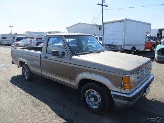 manual ford ranger for sale